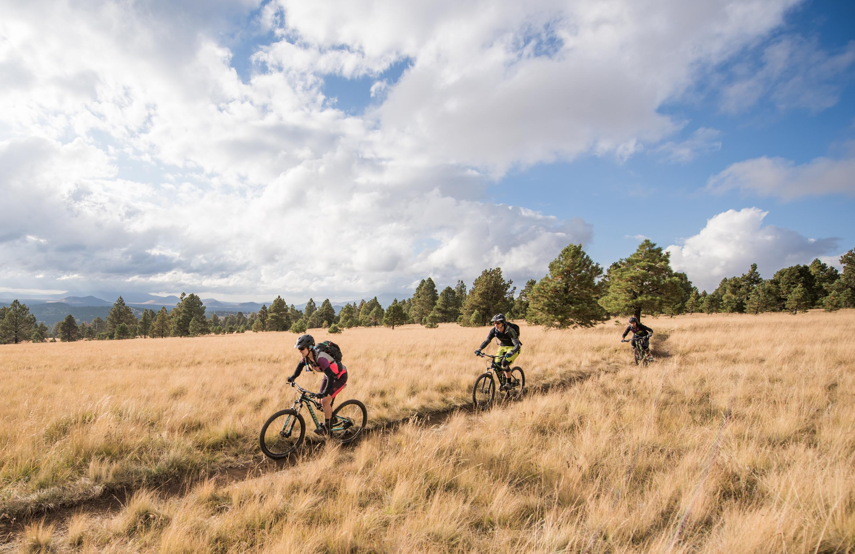 REI Spring 2016 Campaign - Mountain Biking