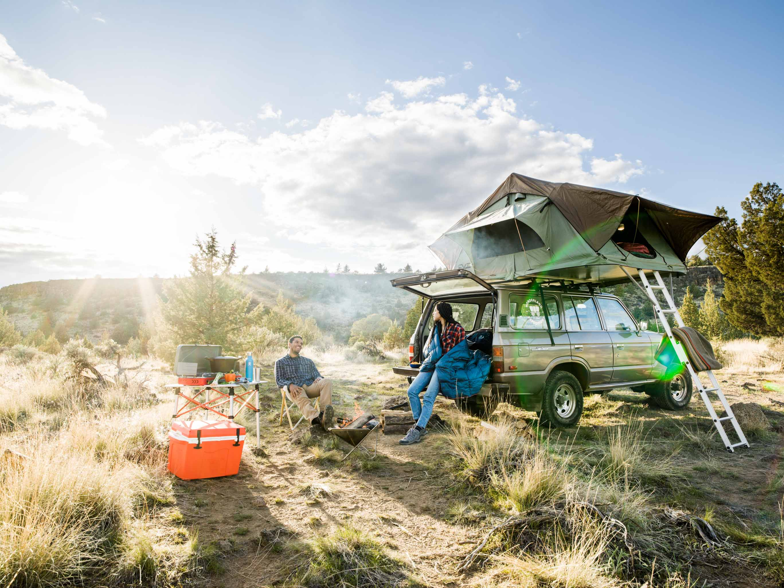 Portland Monthly Car Camping