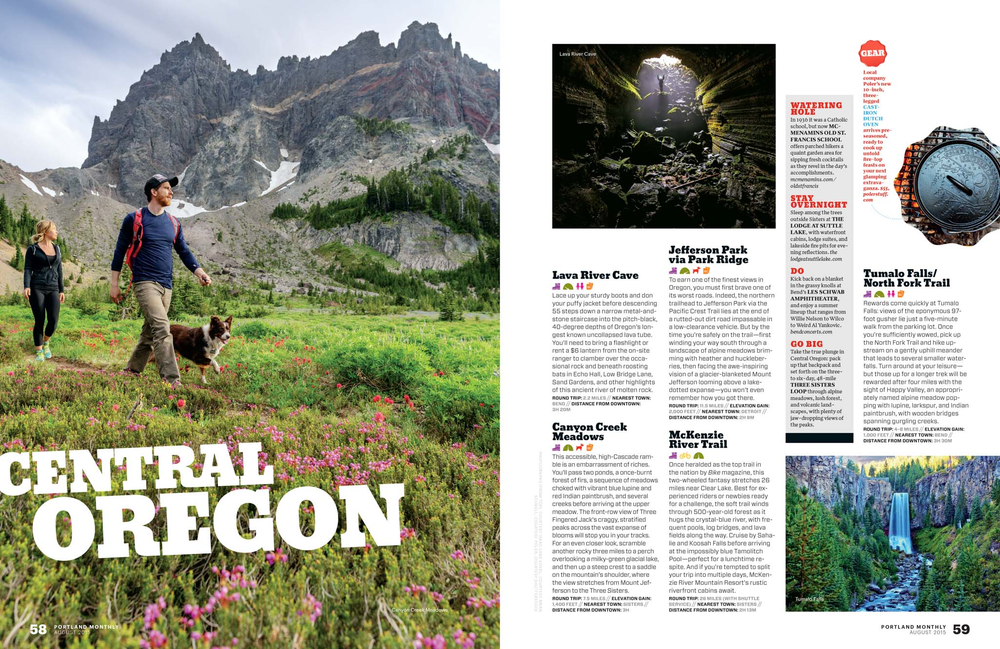 Portland Monthly Feature August 2015