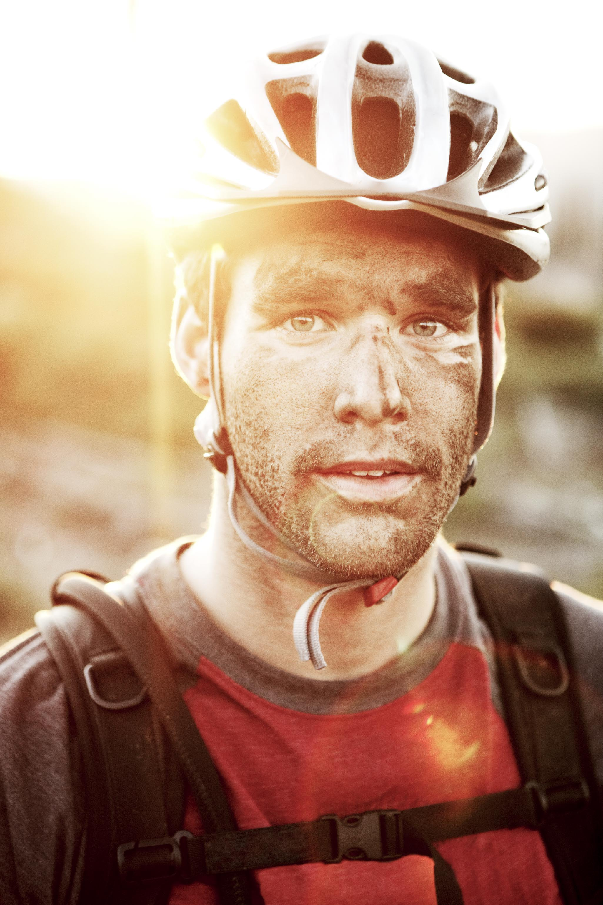 Mountain Bike Portrait