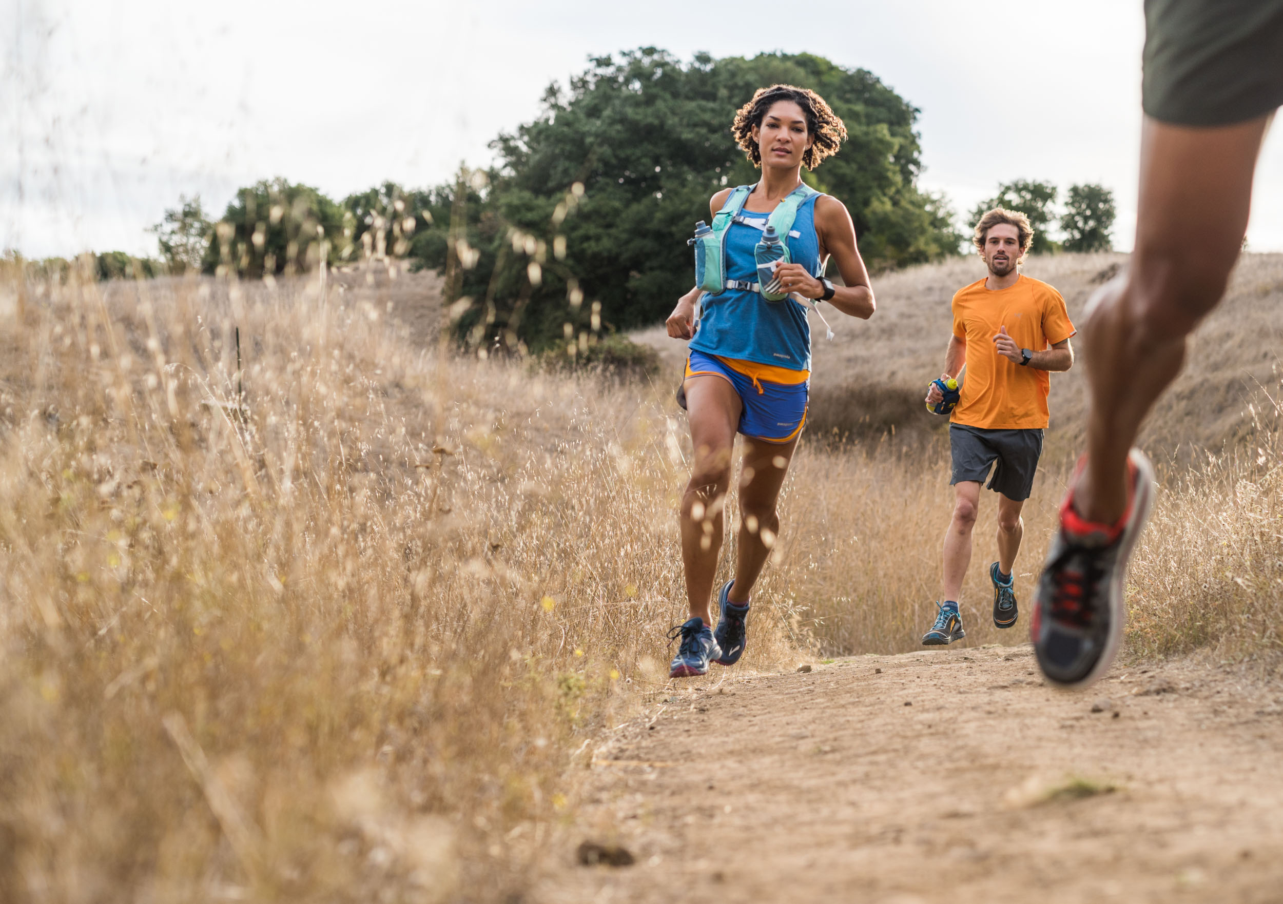 REI 2016 Spring Campaign -Trail Running