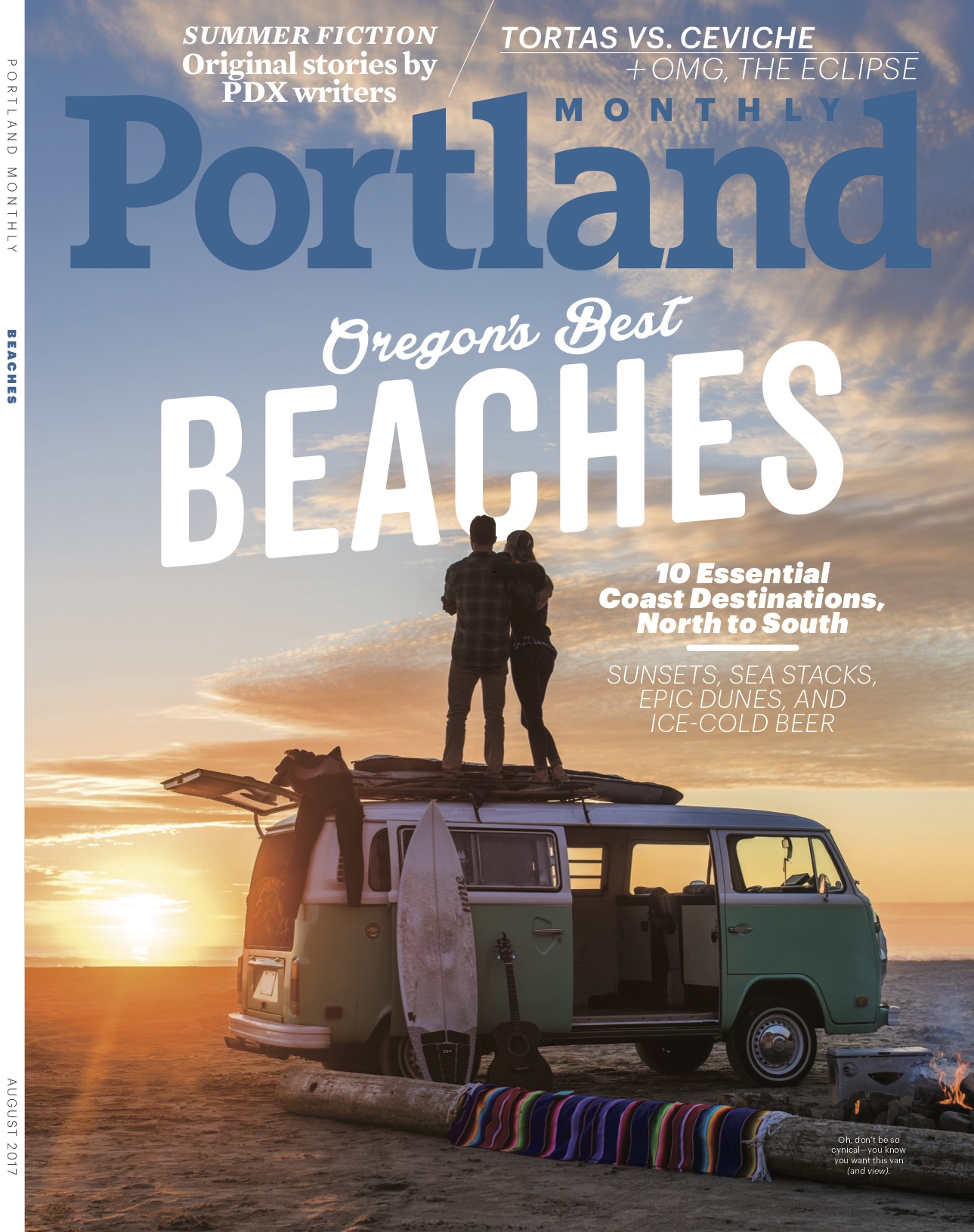 Portland Monthly Cover
