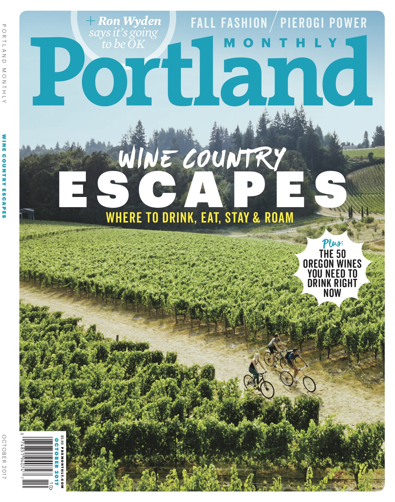Portland Monthly Cover Story